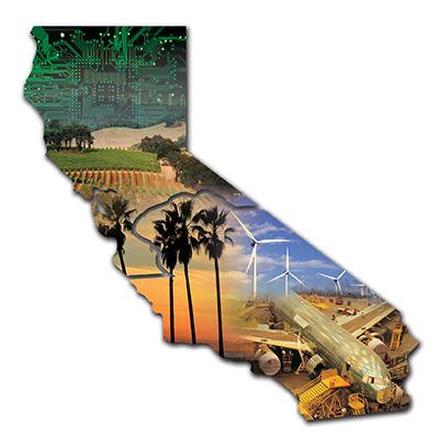 Manufacturing in California