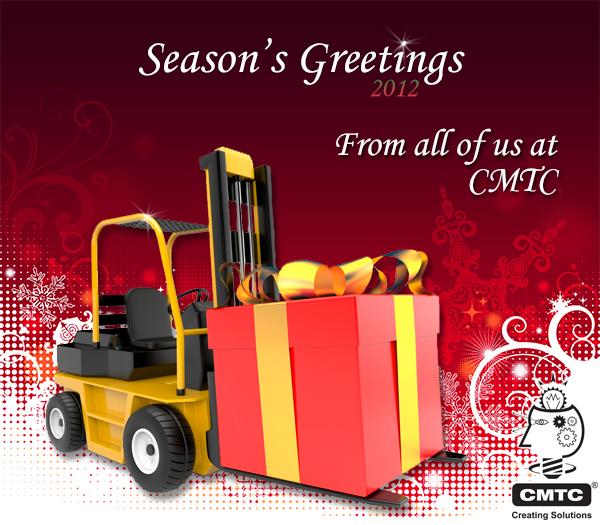 Season's Greetings from CMTC