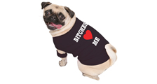 """Bitches Love Me"" Doggie Tank Top"