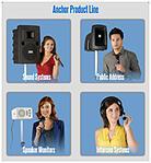 california made product anchor audio