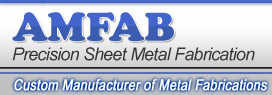 Amfab Precision Sheet Metal Fabrication
