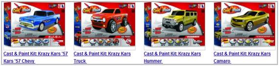 skullduggery krazy kars holiday toys shopping