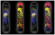team signal made in california snowboards holiday shopping