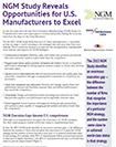 Next generation manufacturing study 2013 summary image