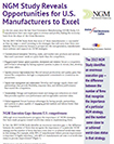 Next generation manufacturing study 2013 summary image
