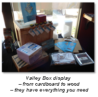 california made products wooden crates valley box