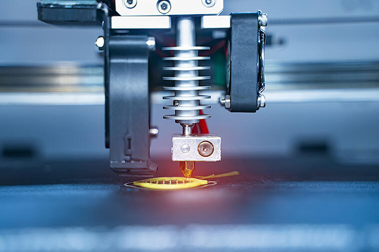 Additive Manufacturing Robotic Automation Technology