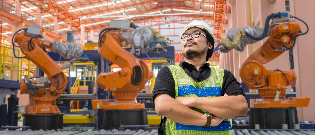 Myths about manufacturing robots