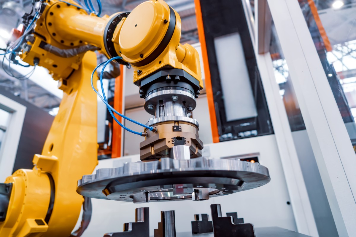 Advanced automation in manufacturing