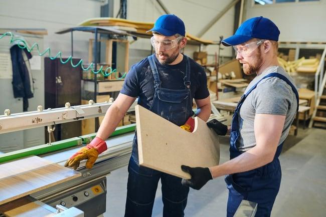U.S. Furniture Manufacturing