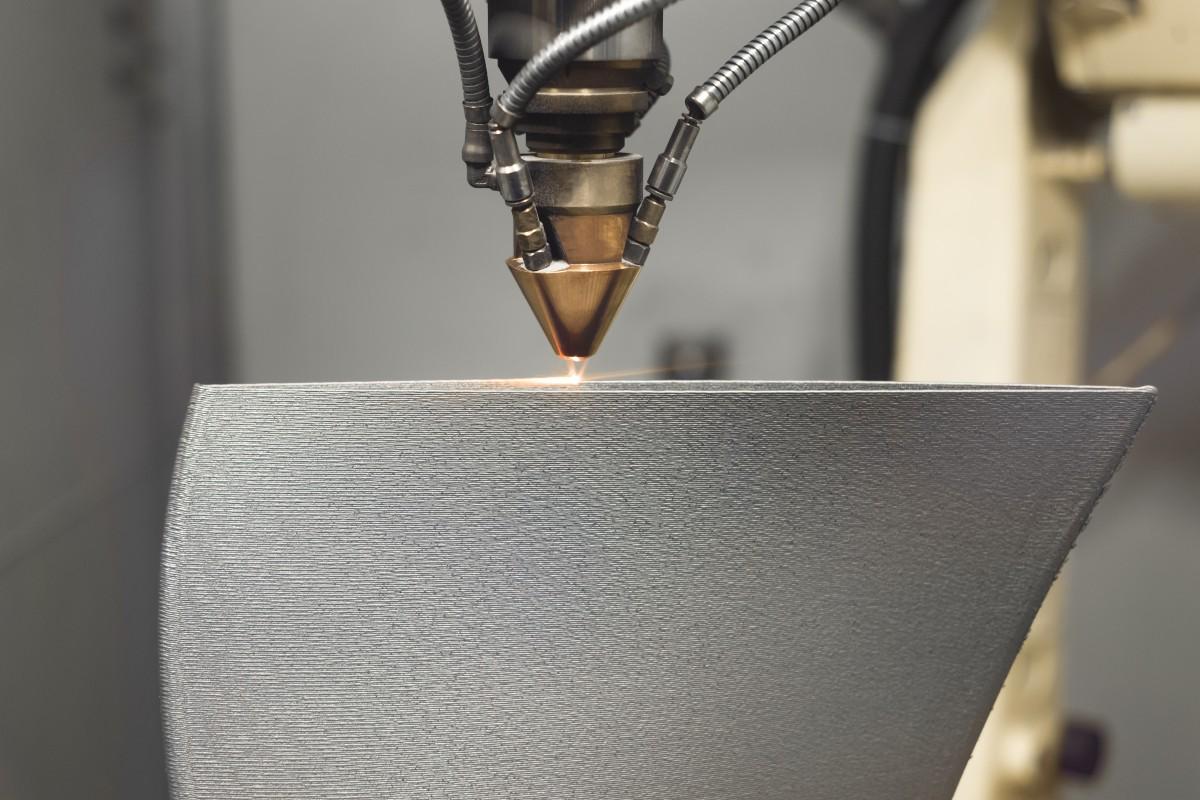 Metal-additive-manufacturing