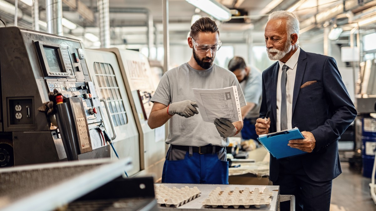 Optimizing manufacturing operations