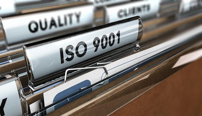 ISO Certifications