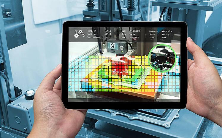 Augmented Reality CMTC Smart Manufacturing