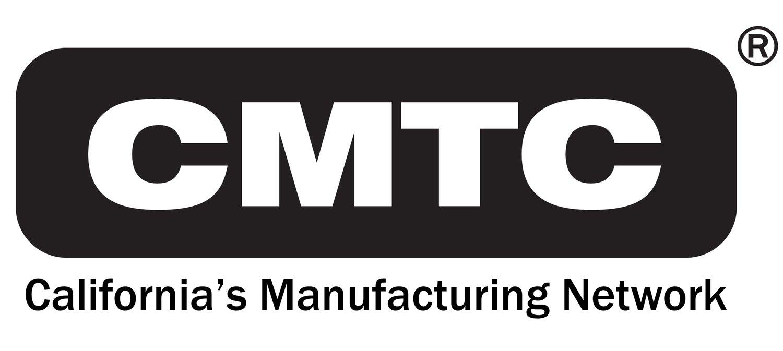 CMTC - California's Manufacturing NETWORK - logo with NEW tagline black 91317-2