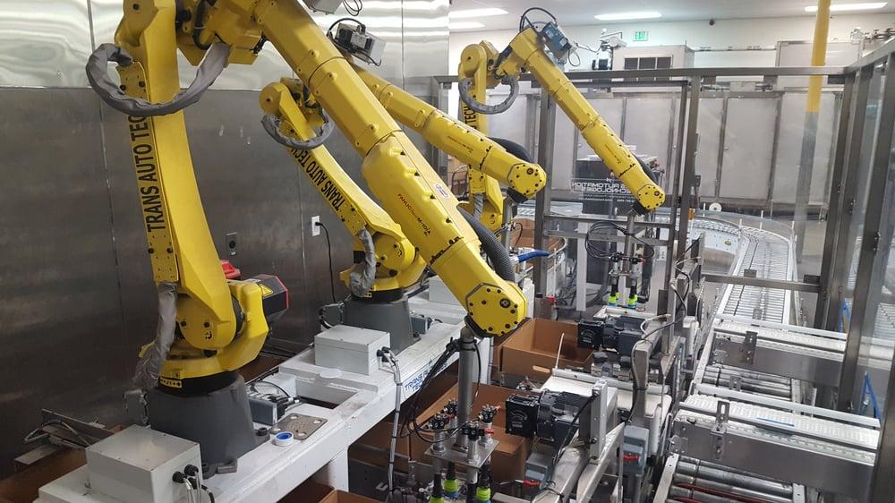 Case Pack Robots Lees