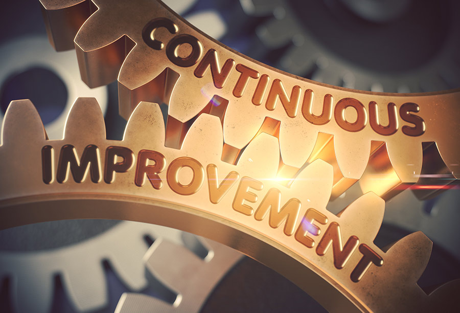 Why California Manufacturers Need to Adopt a Continuous Improvement Process to Survive