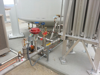 Cryogenic Tanks and Vaporizers 5