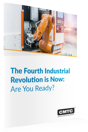 Fourth Industrial Revolution eBook for Manufactures