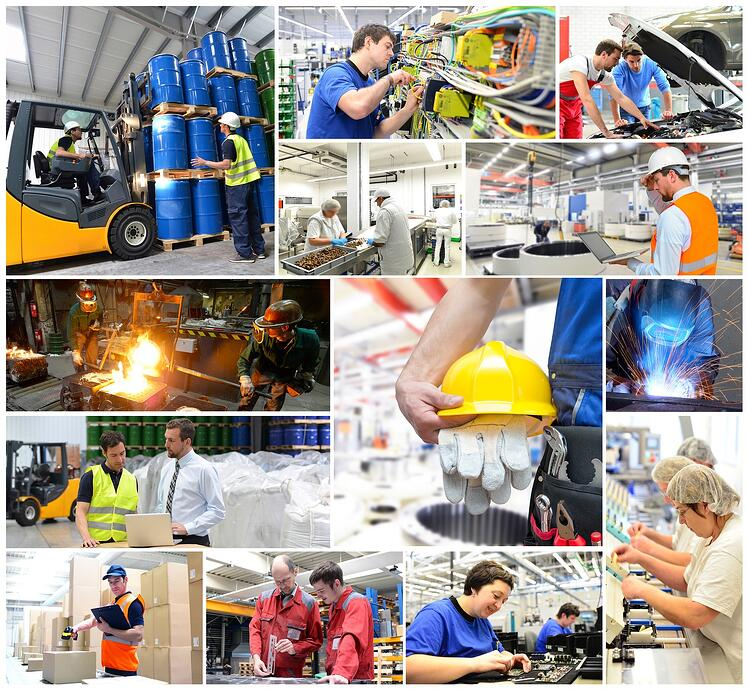 HR Challenges in Manufacturing