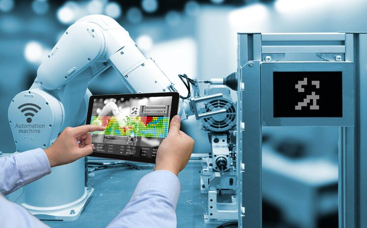 Implementing SMART Manufacturing