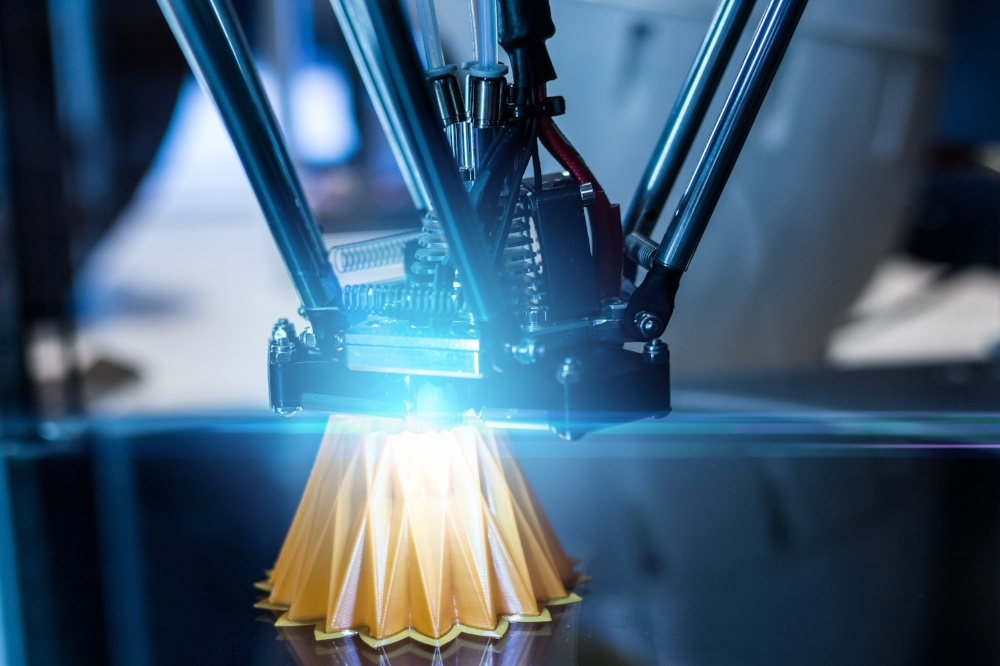 3D printing is changing manufacturing