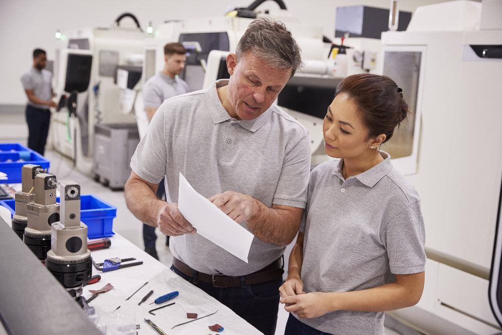 Apprenticeship in Manufacturing