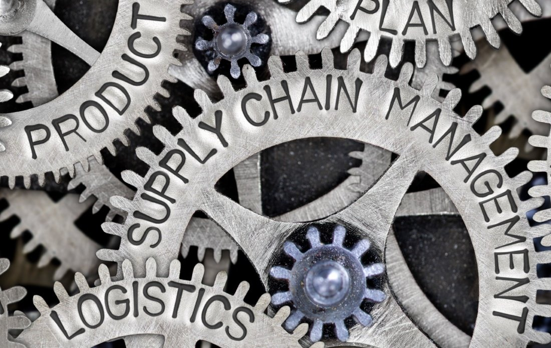 Is supply chain management the same as logistics?