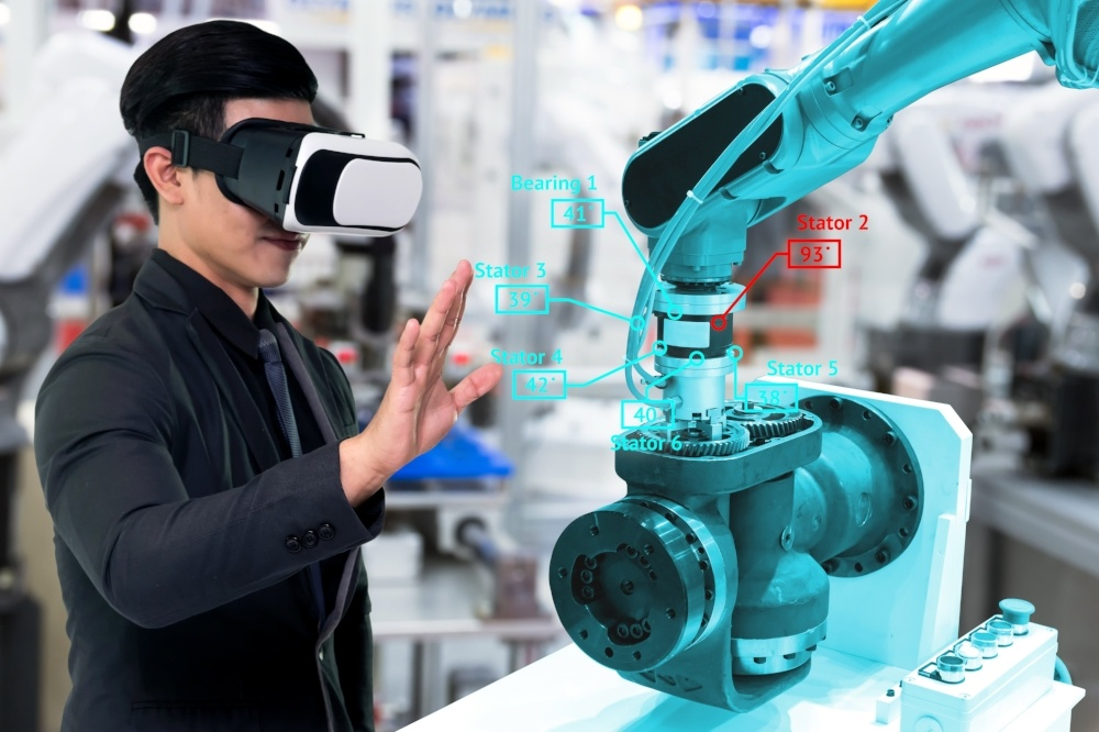 VR is helping manufacturers improve products and save money
