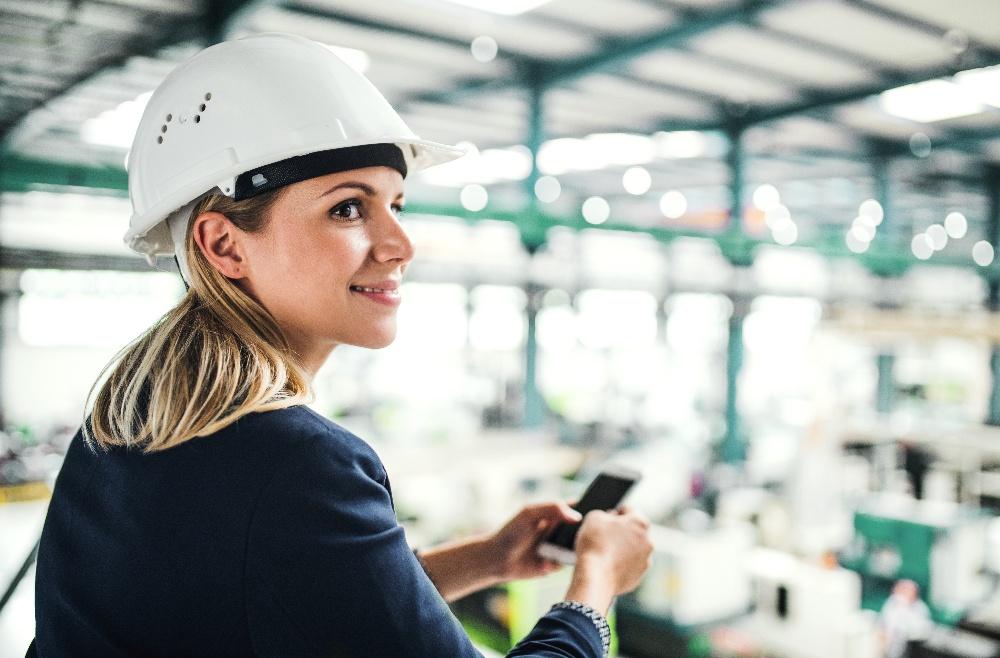 Women in Manufacturing Statistics