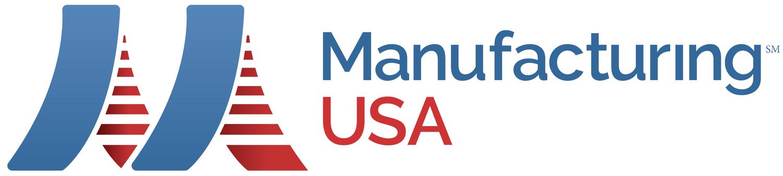 Manufacturing USA logo