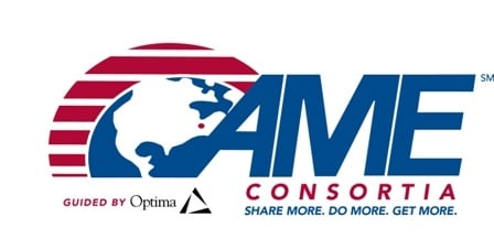 Association for Manufacturing Excellence Consortia Logo