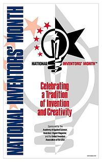 National Inventor Month 2016 - Celebrating California's Innovators