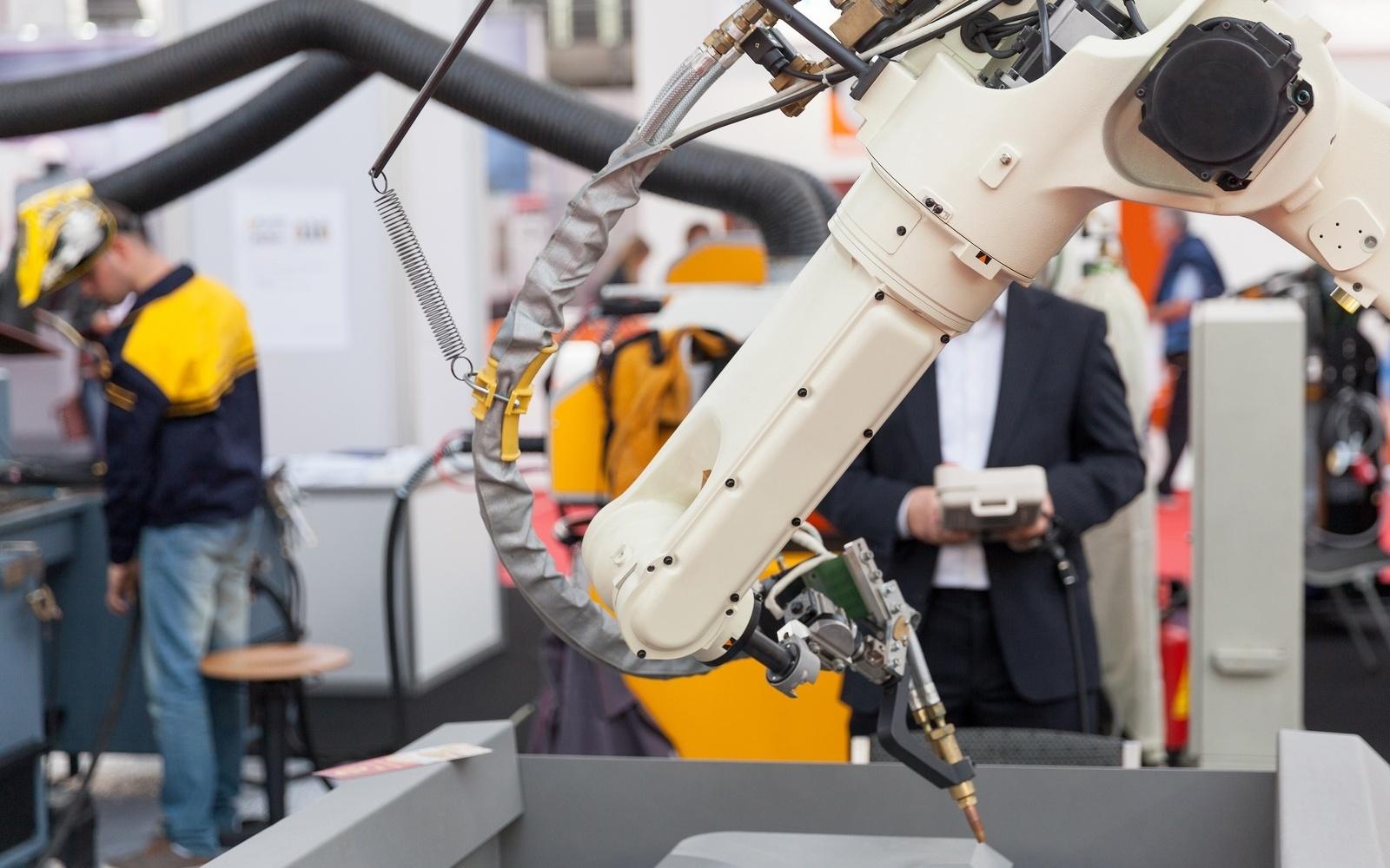 Hi-tech Manufacturing Robot