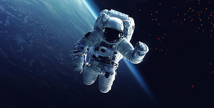 astronaut-in-space