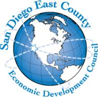 San Diego East County Economic Development Council Logo