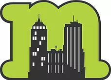 monster city logo