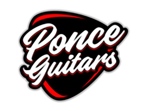 Ponce guitars logo