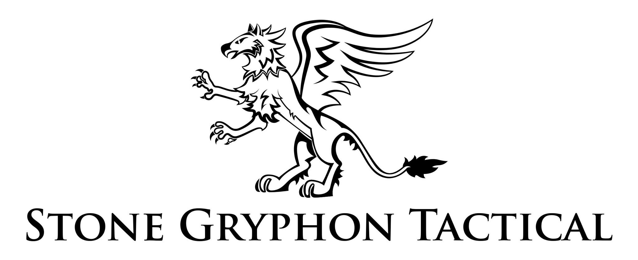 Stone Gryphon Tactical Logo